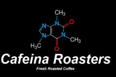 Cafeina Roasters Logo